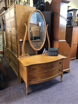 Antique Chest and Mirror in Bartlett, Illinois