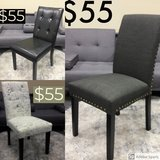 New Dining Chairs $55ea sets available in Fairfield, California