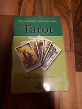 Tarot book with cards in Ramstein, Germany