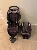 Graco Stroller and Infant Car Seat Set in Fort Campbell, Kentucky