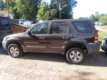2007 FORD ESCAPE in Alexandria, Louisiana