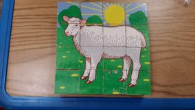 Melissa & Doug Farm Cube Puzzle in St. Charles, Illinois