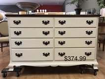 Farmhouse dresser buffet entertainment center Coastal Cottage Traditional in Fort Leonard Wood, Missouri