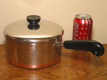 Revere Ware 2-Qt Covered Saucepan in Glendale Heights, Illinois