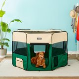 EliteField 2-Door Soft-Sided Dog & Cat Playpen in St. Charles, Illinois