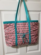 Large Vera Bradly Oilcloth Tote in Conroe, Texas