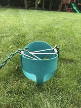 Bucket Swing in Bartlett, Illinois
