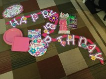 Girl's Birthday party supplies in Plainfield, Illinois