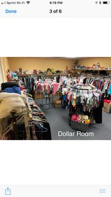 Dollar Room in Fort Leonard Wood, Missouri