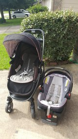 Car Seat & Stroller Set in The Woodlands, Texas