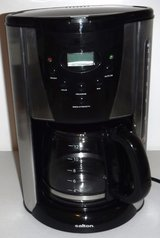 12 Cup Programmable Salton Coffee Maker in Orland Park, Illinois