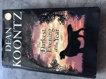 Dean KOONTZ hardcover book in Aurora, Illinois