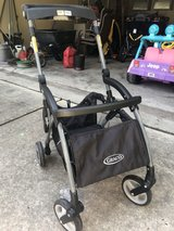 Graco Click connect stroller frame in The Woodlands, Texas