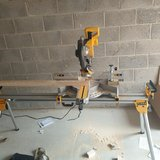 Dewalt DWS780 miter saw in Lakenheath, UK