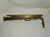 Reiffel & Husted Slide Saxophone ~ Extremely Rare 1920's Instrument in Glendale Heights, Illinois