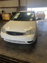 2007 Ford Focus Hatchback in Alamogordo, New Mexico