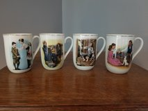 Norman Rockwell Tea Cups in Plainfield, Illinois