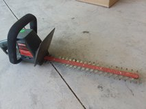 Craftsman hedge trimmer in Alamogordo, New Mexico