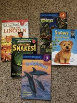 Early Reader Books + Chapter Book in Travis AFB, California