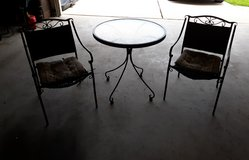 Outdoor Patio Table in The Woodlands, Texas