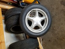 Mustang Rims and Tires in Lockport, Illinois