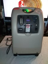 Oxygen machine in Fort Leonard Wood, Missouri