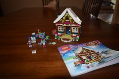 Lego Friends Snow Resort Chalet in Travis AFB, California