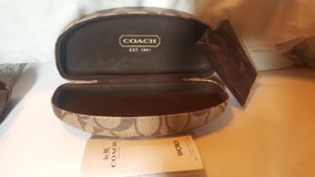 *New* Coach case for sunglasses (case only) in The Woodlands, Texas