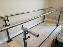 10' Physical Therapy Folding Parallel Bars in The Woodlands, Texas
