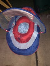 Infant Pool Float in The Woodlands, Texas