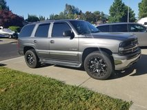 2002 Chevy Tahoe in Travis AFB, California