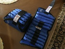 All Pro 10 lb. ankle weights in Bartlett, Illinois