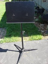 OLDER TYPE SHEET MUSIC STAND in Chicago, Illinois