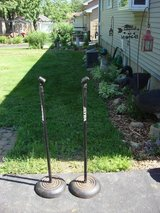 OLDER TYPE ULTRA MICROPHONE STANDS in St. Charles, Illinois