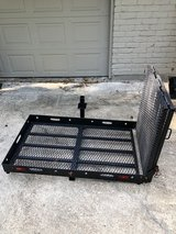 Trailer Hitch Carrier with Ramp in Houston, Texas