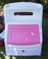 Childs Large Step 2 Toy Box With Shelves in Alamogordo, New Mexico