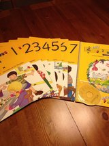 Jolly phonics finger phonics large books in St. Charles, Illinois