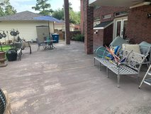 *Need* Estimates to redo PATIO in Houston, Texas