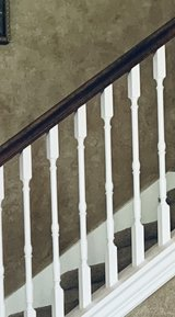 Estimates to Change wooden Baluster spindles only in Houston, Texas