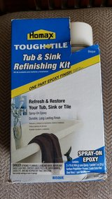 Free with any other purchase - Tub and sink refinishing kit in Glendale Heights, Illinois