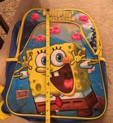 Sponge Bob Backpack in Joliet, Illinois