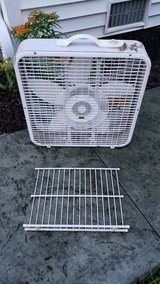 Fan and Rack in Lockport, Illinois