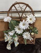 Daisy Floral Hanging Decoration in Lockport, Illinois