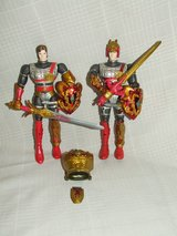 Mystic Knight of Tir Na Nog Action Figures 1998 Bandai in Plainfield, Illinois