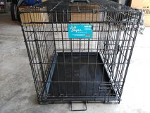 Dog crate in good shape in Lockport, Illinois