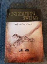 """""""THE SCREAMING SWORD"""" BOOK 1 in Clarksville, Tennessee"""