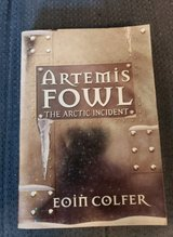 ARTEMIS FOWL THE ARCTIC INCIDENT in Clarksville, Tennessee