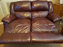 Leather Lounger in Houston, Texas