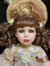 Tuss Porcelain Victorian Doll in Chicago, Illinois