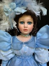 "24"" Tall Victorian Porcelain Doll in Chicago, Illinois"